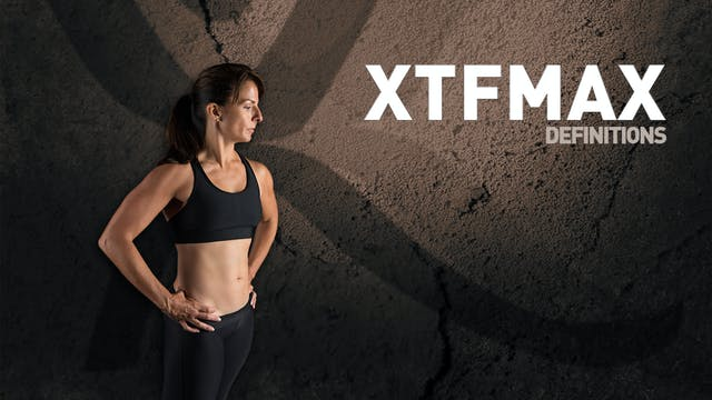 XTFMAX Definitions