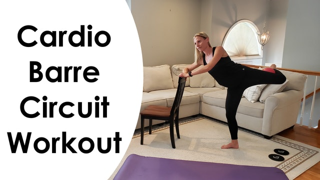 Workout Hotel - Cardio Barre Circuit Workout