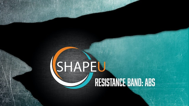 SHAPEU RESISTANCE BAND ABS