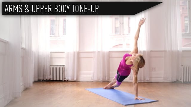 Tone-up Your Arms & Upper Body-Kristi...