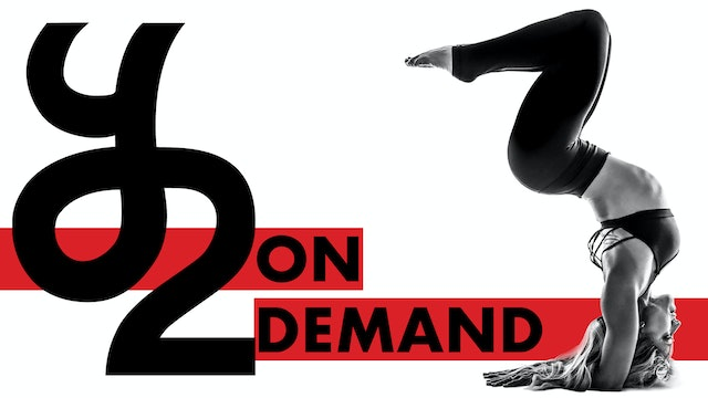 Y2 Yoga On Demand Monthly Unlimited