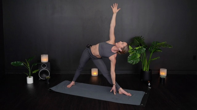 POWER VINYASA WITH ELISE P