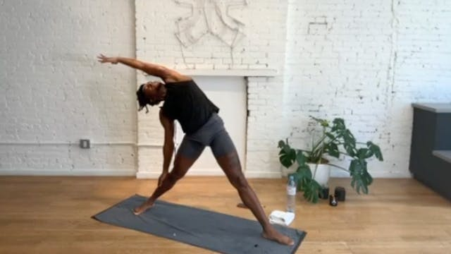 LIVE: WEFLOWHARD® VINYASA YOGA WITH B...