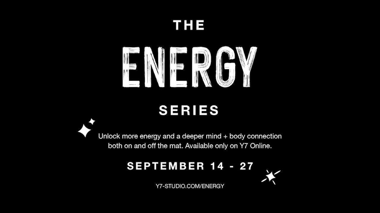 THE ENERGY SERIES