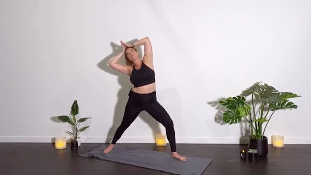 DAY 7 ENERGY SERIES | CROWN CHAKRA WEFLOWHARD®: MIND + BODY WITH CASEY LAYNE A