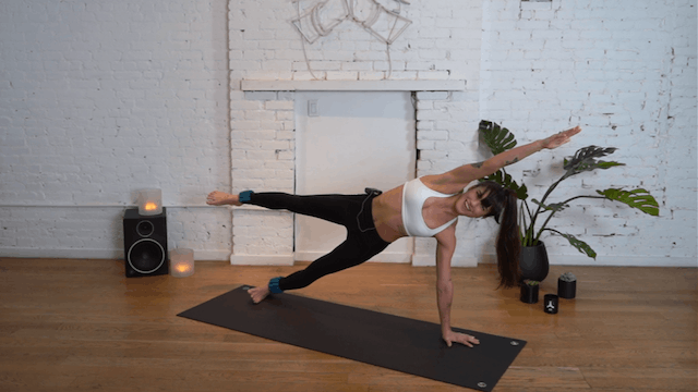 POWER VINYASA WITH SARAH BESS H