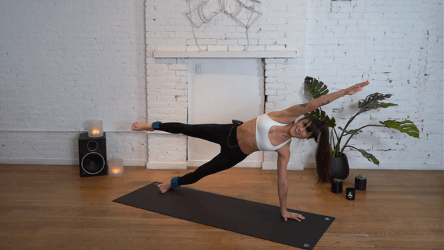 POWER VINYASA x BALA WITH SARAH BESS H