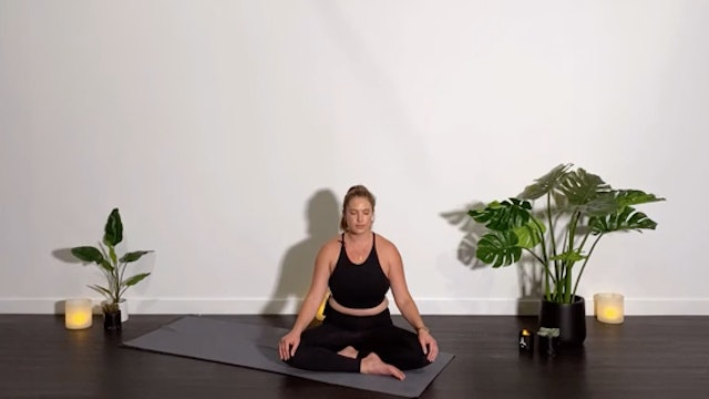 DAY 14 ENERGY SERIES | CROWN CHAKRA BODY SCAN + BREATHWORK WITH CASEY LAYNE A