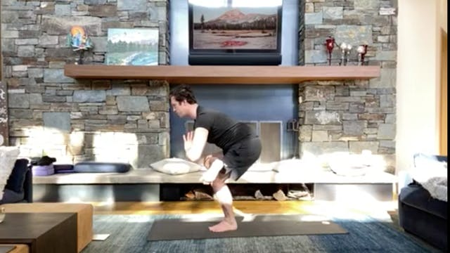 LIVE: WEFLOWHARD® VINYASA YOGA WITH C...
