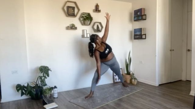 LIVE: SLOW BURN VINYASA YOGA WITH RIV M