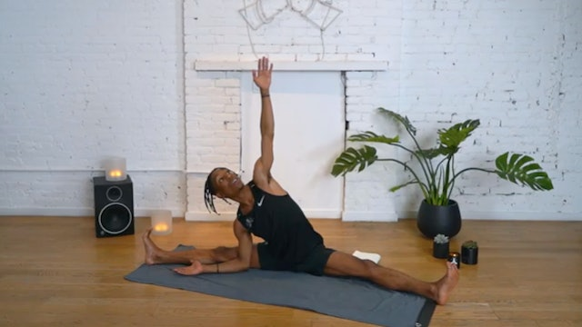 FLEXIBILITY WITH DRE D