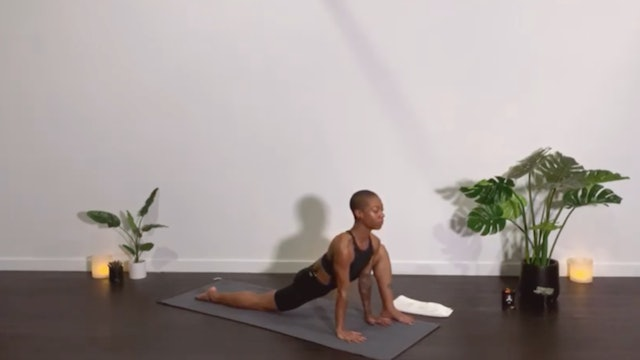THE ENERGY SERIES | SACRAL CHAKRA WEFLOWHARD®: HIPS WITH JO M
