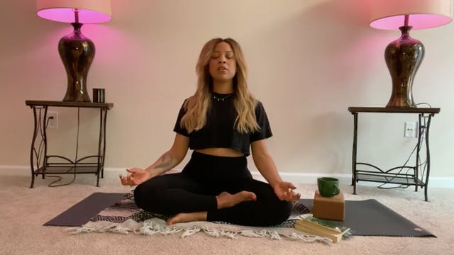 LIVE: HEALING MEDITATION WITH AMANDA V