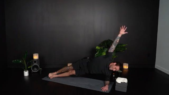 CORE STRENGTH WITH DANNY W