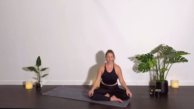 DAY 7 ENERGY SERIES | CROWN CHAKRA BODY SCAN + BREATHWORK WITH CASEY LAYNE A