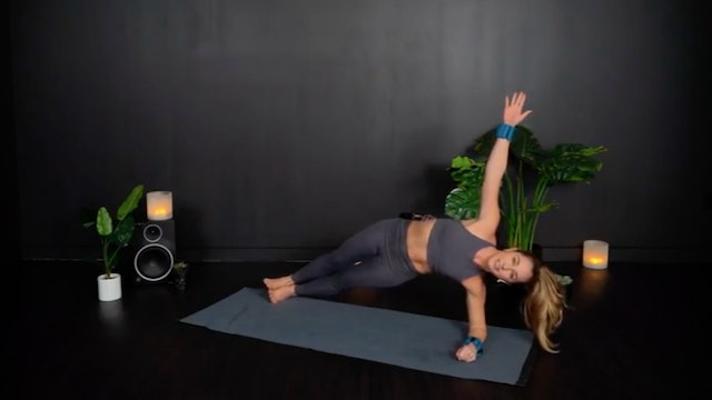UPPER BODY AND CORE STRENGTHENING WITH ELISE P