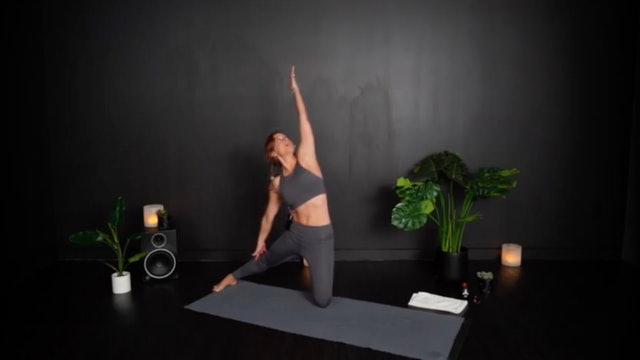 POWER VINYASA WITH MOLLY C