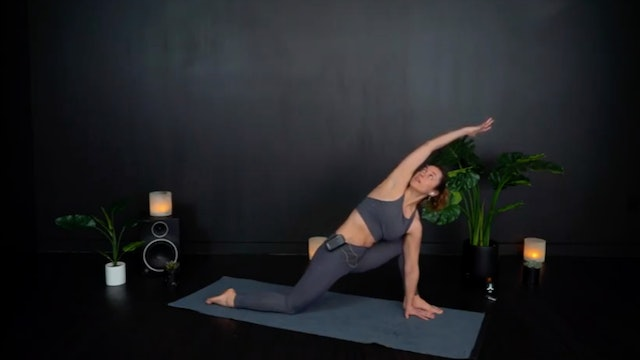 LOWER BODY WITH MOLLY C