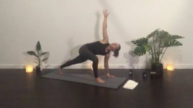 LIVE: WEFLOWHARD® VINYASA YOGA WITH D...