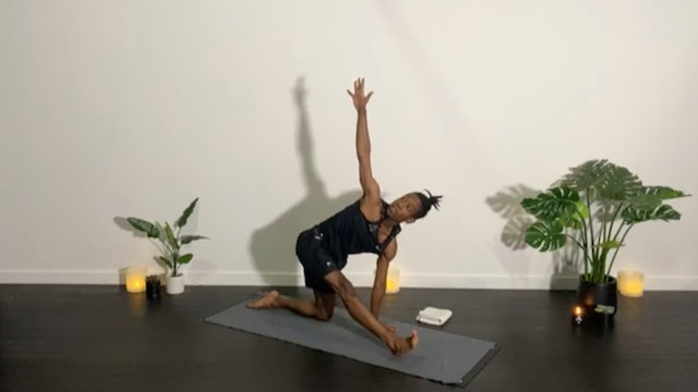 WEFLOWHARD® VINYASA YOGA WITH DRE D