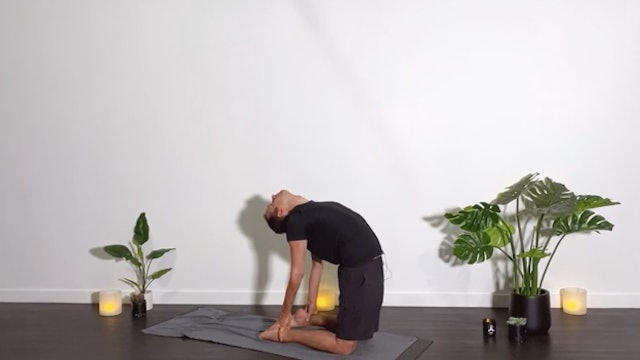 THE ENERGY SERIES | HEART CHAKRA WEFLOWHARD® + RESTORE: BACKBENDS WITH NICK N
