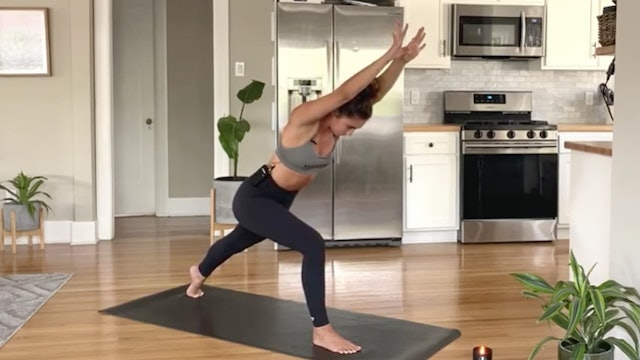 FOCUSED FLOW: HANDSTANDS WITH ARIADNE V