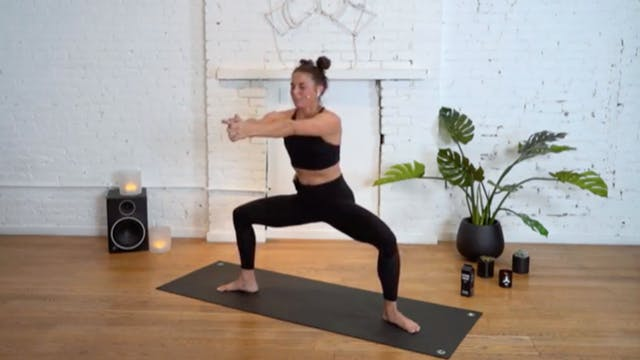 POWER VINYASA: ENERGY SHIFT WITH CHEL...
