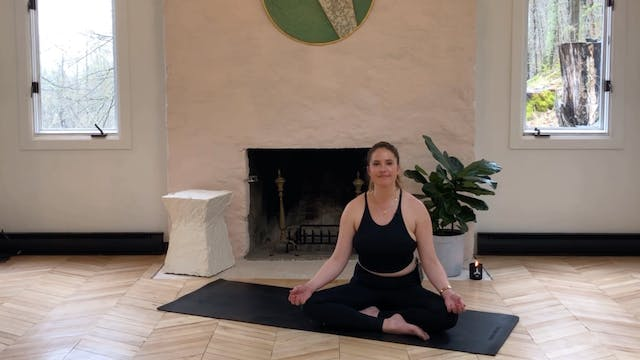 GUIDED MEDITATION WITH CASEY LAYNE A