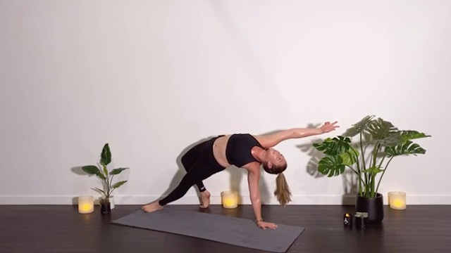 THE ENERGY SERIES | CROWN CHAKRA WEFLOWHARD®: MIND + BODY WITH CASEY LAYNE A