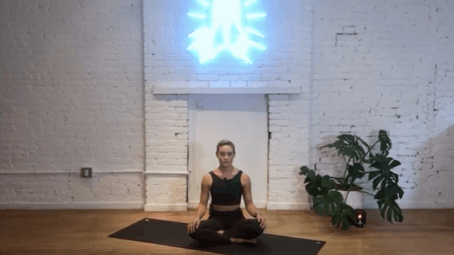 DAY 5 ENERGY SERIES | THROAT CHAKRA MEDITATION + BREATHWORK WITH KENDRA T