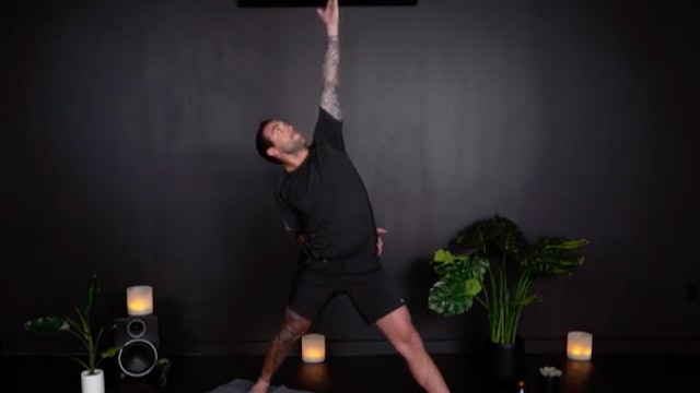 POWER VINYASA WITH DANNY W