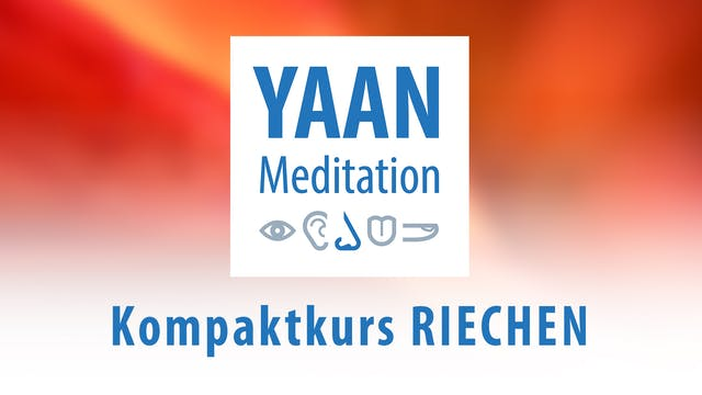 Yaan Meditation Kompaktkurs RIECHEN Komplettpaket