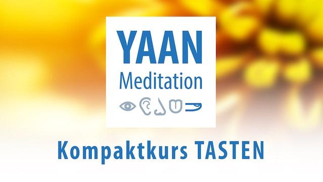Yaan Meditation Kompaktkurs TASTEN