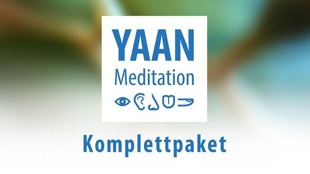 Yaan Meditation Online Komplettpaket