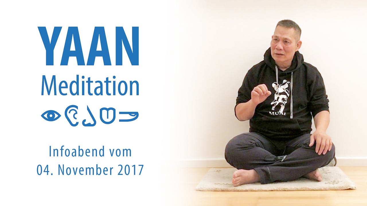 Yaan Infoabend vom 04.11.2017