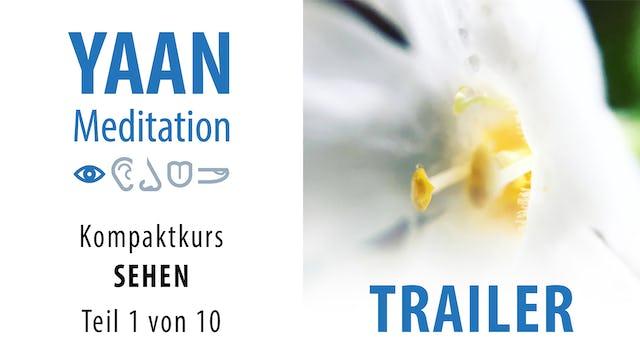 SEHEN 1 Trailer