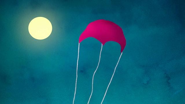 Yarn Parachute