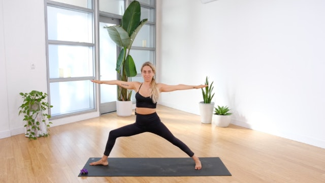 Hips & Heart Flow with Shayna | 60
