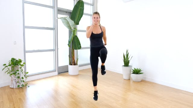 1/20 Full Body HIIT with Laura | 30