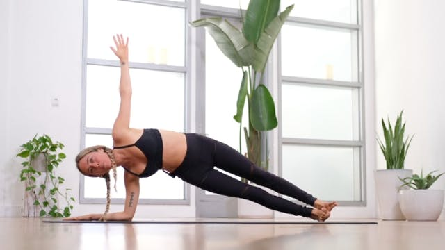 +++30 Minute Core with Shayna | 30+++