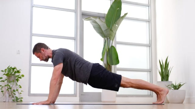 Intro to Yoga with Steve | 20