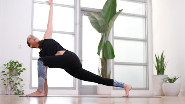 Full Body Flow with Rachelle | 30
