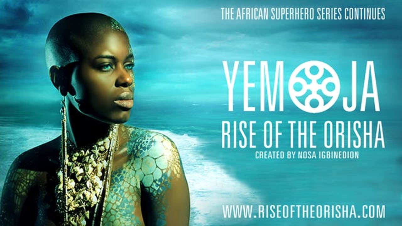 Yemoja: Rise of the Orisha - Portugues legendas