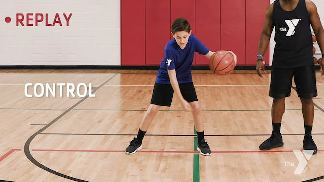 Basketball Dribbling