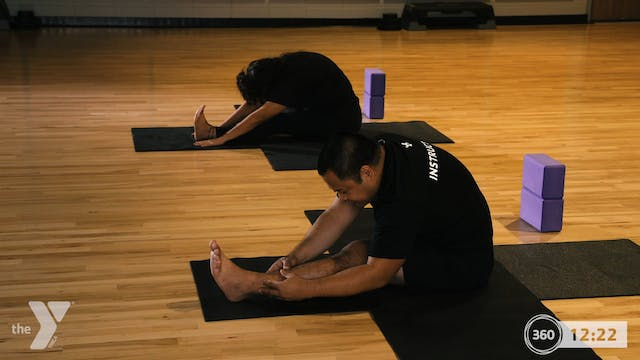 Yoga: Grounded Practice