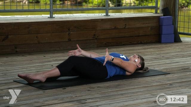 Pilates on Deck