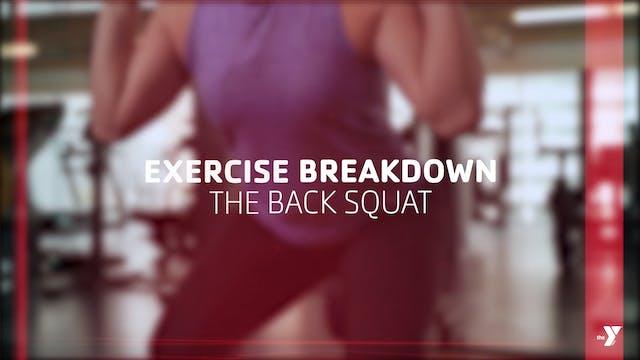 The Back Squat - Exercise Breakdown