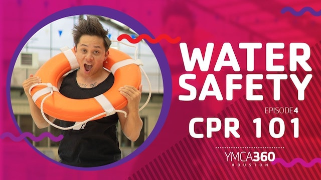 CPR 101 #WaterSafety