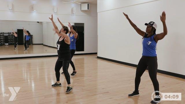 Latin Dance: Emprezar 5