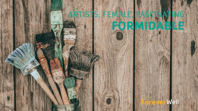 Artists: Female, Fascinating, and For...